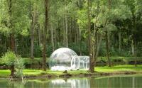 Самая потрясная палатка в истории человечества!