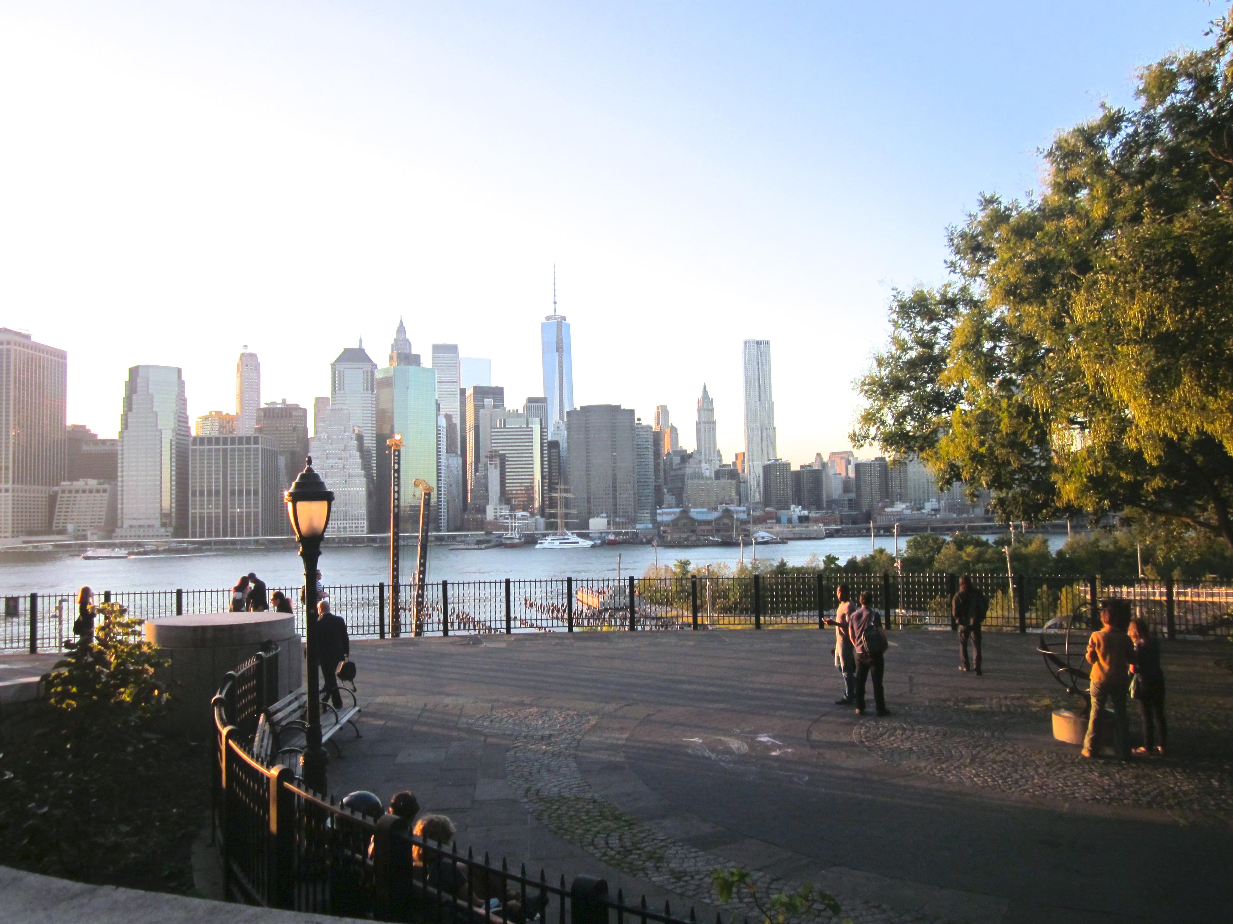 Районы НьюЙорка  Манхэттен Бруклин Бронкс Квинс