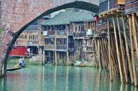 Фунфуа как самый красивый городок старого доброго Китая, который прозвали китайской Венецией