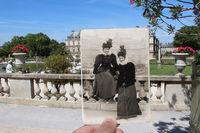 16 удивительных комбинированных снимков Парижа: тогда и сейчас