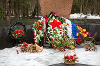 Место гибели Гагарина сейчас
