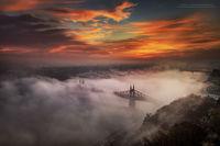 31 впечатляющий снимок Будапешта, ради которых автор рисковал жизнью