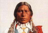 15 редких цветных снимков коренных американцев 19-го и 20-го века