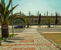 Танжер. Аэропорт Ибн Баттута