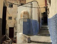 Танжер. Гробница Ибн Баттута