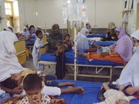 Как в аду: 15 больниц со всего мира с самыми ужасными условиями