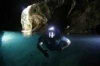 Священная пещера Хрустальной девы древней цивилизации майя