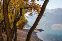 Озеро Искандеркуль. Таджикистан
