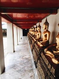 Храм в бангкоке ват по