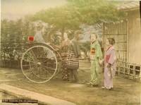 28 раритетных снимков о том, как жила Япония в 19 веке