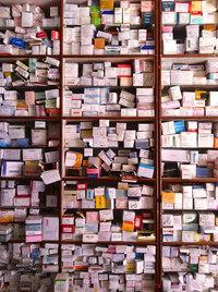 Аптека в Непале