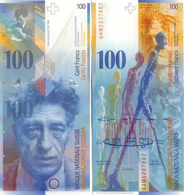 100 швейцарских франков фото сколько стоит 2 копейки 1956 года ссср