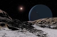 8 невероятных иллюстраций о том, как выглядит рассвет на других планетах