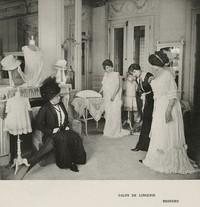 Какой была парижская мода 100 лет назад