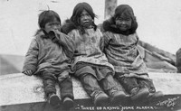 Эскимосы Аляски на бесценных исторических снимках 1903 — 1930 годов