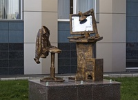 6 впечатляющих скульптур со всего мира, при виде которых отвисает челюсть