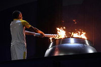 23 ошеломительных снимка с церемонии открытия Олимпийских игр 2016