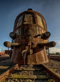5 эксклюзивных фото заброшенного поезда для путешествий класса люкс