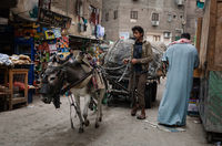 27 фотографий о жизни христиан в Каире