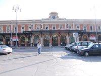 Центральный железнодорожный вокзал Bari Centrale