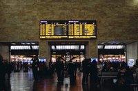 Центральный железнодорожный вокзал Firenze S.M. Novella