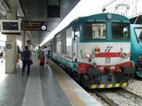 Станция Venezia S.Lucia