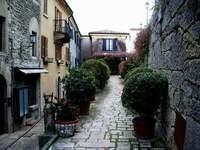 Узкие дорожки в Сан-Марино