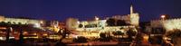 Путеводитель по ночному Израилю