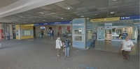На железнодорожном вокзале в Турине