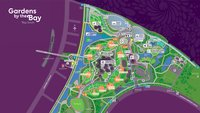 Сады у Залива - стоимость посещения Садов у Залива, время работы, территория парка - как добраться