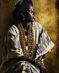 15 современных и неотразимых африканок в нарядах своих предков