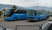 Автобусы компании ROMANO