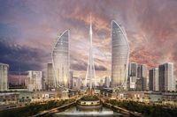 В Дубае начали строить новое самое высокое здание в мире