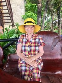 Как 89-летняя жительница Красноярска путешествует по миру на свою пенсию