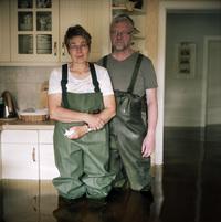 Всемирный потоп: 23 грустных фото об ужасных наводнениях и их жертвах