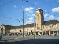 Badischer Bahnhof в Базеле
