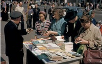 20 интересных фотографий о том, как жили москвичи в 1959 году