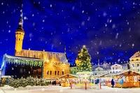 Восхитительные фото о том, как прихорошились к Рождеству 13 самых знаменитых городов