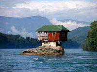 14 жилых домов, построенных в невероятных местах