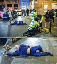 Серия фото «Случайный Ренессанс» показывает, какой безумной была жизнь в 2016 году