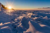 Ледяные гроты Байкала