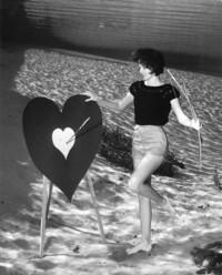 20 горячих снимков о том, как снимали подводный пин-ап в США в 1938 году