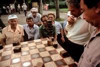1981 год в цветных фотографиях: как отдыхали на Черном море советские жители