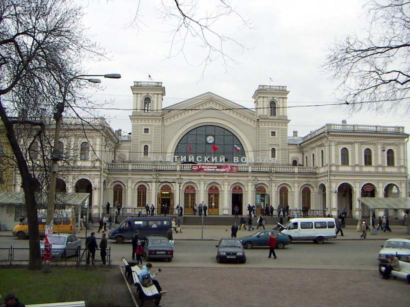 Расписание поездов с витебского вокзала на смоленск