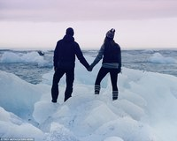 Молодожены и их поиски идеального места для свадьбы в Исландии