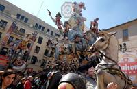 Праздник огня в Валенсии, который в следующий раз лучше не пропускать