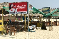 Как россияне изменили пляжи Гоа