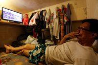 Самые крохотные комнаты в мире, на которые не взглянешь без сочувствия к их жильцам