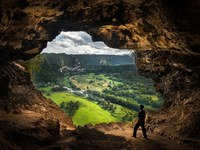 15 самых красивых пещер на планете, которые нужно увидеть хотя бы на фотографиях
