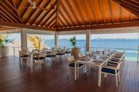 Приемы и конференции на мальдивском курорте Kurumba